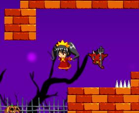アシュリー(メイドインワリオ)のアクションゲーム